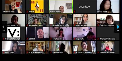 Giornata di Studi online: Trame. La moda tra narrazioni audiovisive e media digitali
