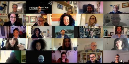 Seminario online - Viralità mediale. Immaginario e realtà al tempo del virus